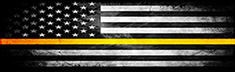 The Thin Yellow Line (Security Guard)