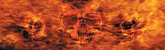 Blazen Skulls