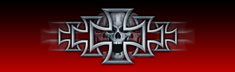 Iron Cross Red